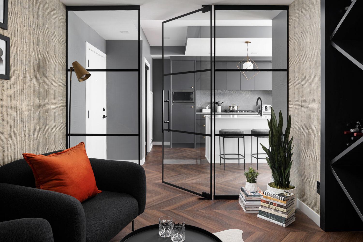 The Pinnacle Suite at Gateway - Den/Study - TRUMAN