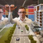 Cole Rayner bought his first condo at the Gateway, by Truman, in West District. CHRISTINA RYAN / POSTMEDIA