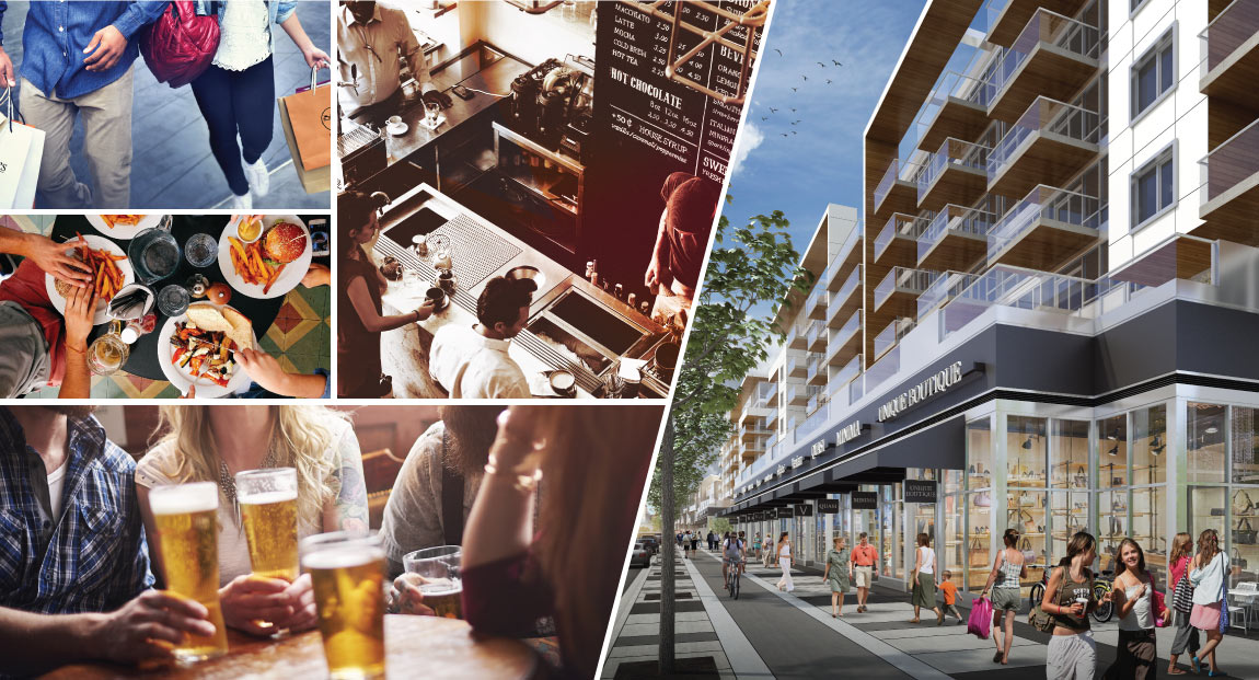 Gateway - Community - Restaurants, Shops, Services and More