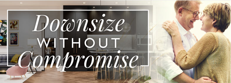 Gateway - Downsize without Compromise - Downsizer Floor Plans