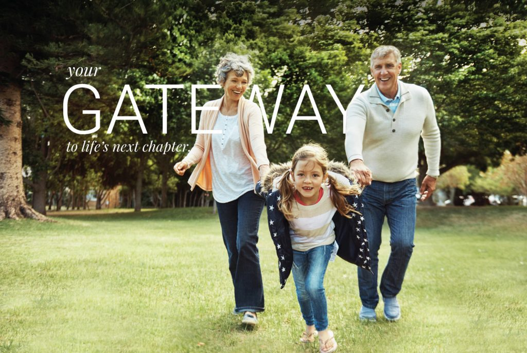 Gateway West District - Your Gateway to life's next chapter
