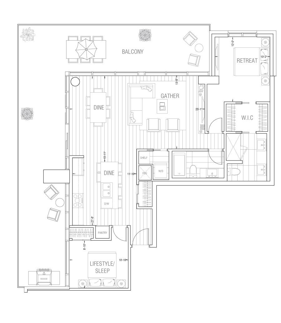 Gateway - Residence 2I