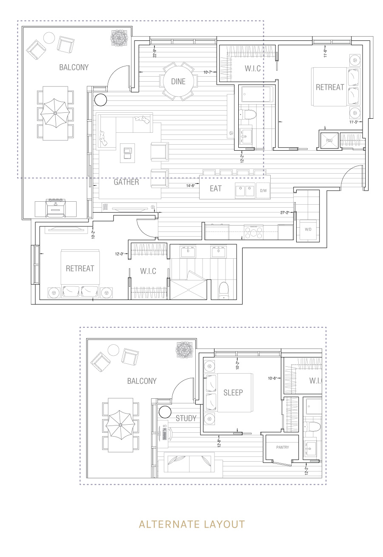 Gateway - Residence 2K