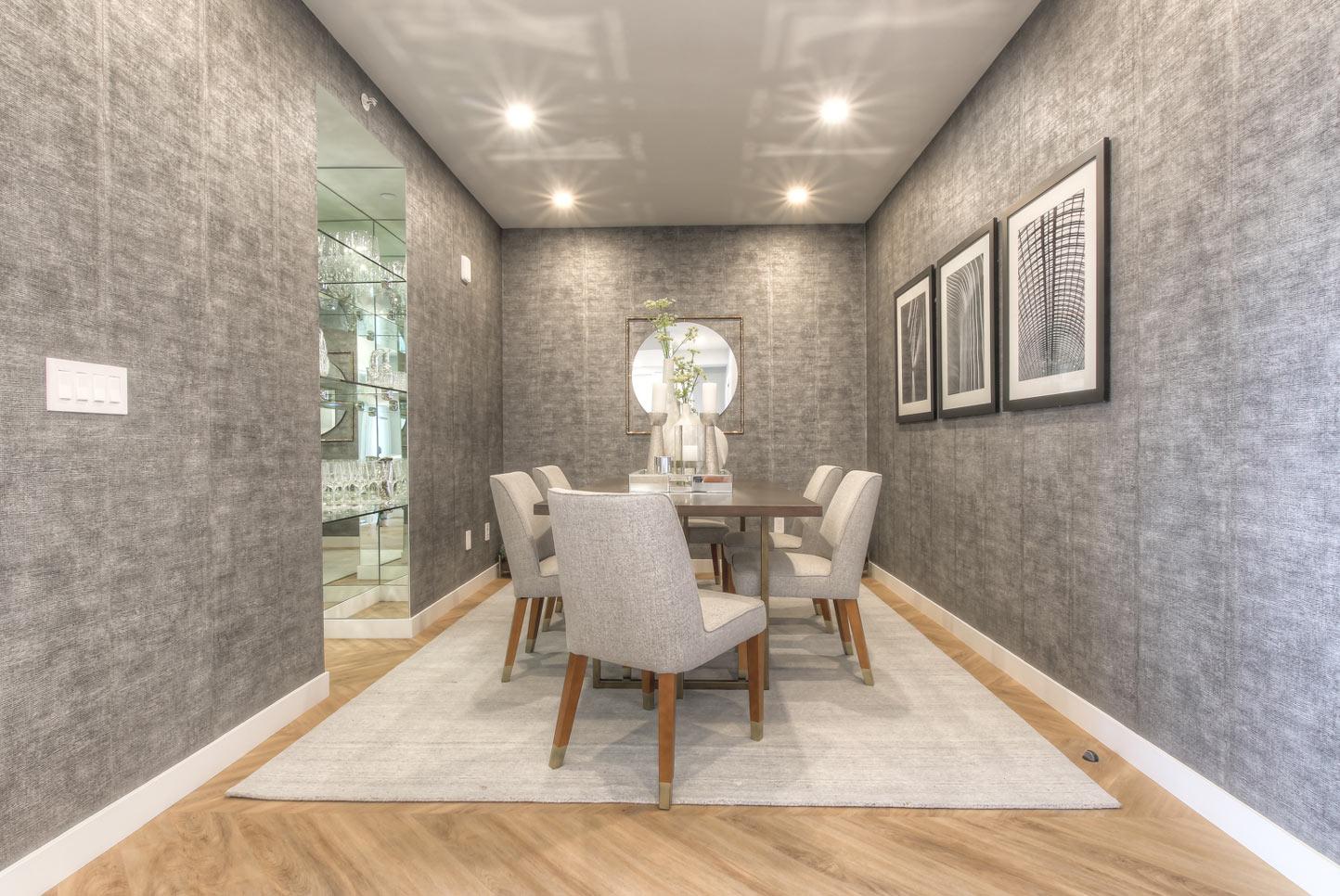 Gateway Condos - Interiors - #204