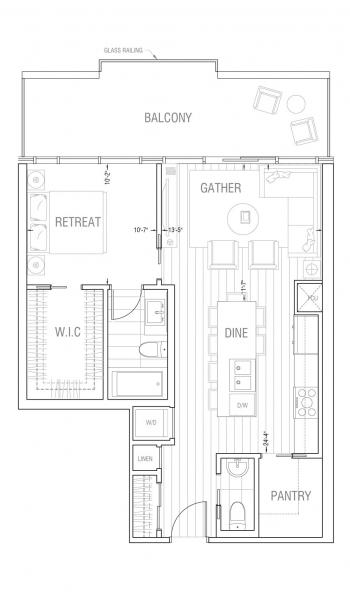 Gateway - Residence 1C